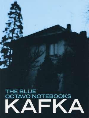 Blue Octavo Notebooks
