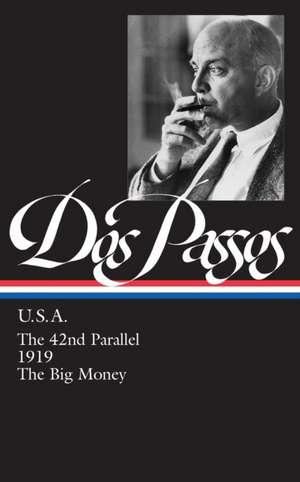 John DOS Passos:  USA de John Dos Passos
