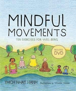 Mindful Movements de Wietske Vriezen