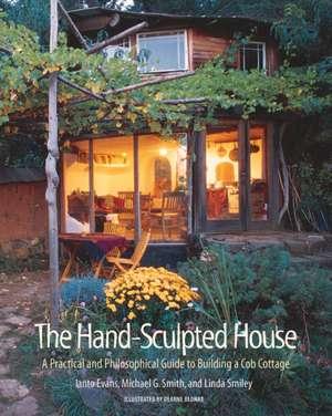 The Hand-Sculpted House de Ianto Evans