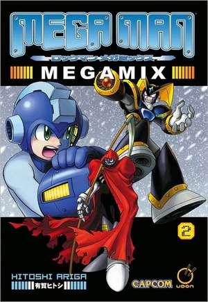 Mega Man Megamix Volume 2 de Hitoshi Ariga