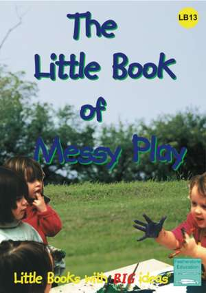 The Little Book of Messy Play de Sally Featherstone