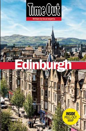 Time Out Edinburgh:  Danzie Stewart's Experience of Having a Stroke and His Fight for Survival de Time Out Guides Ltd.