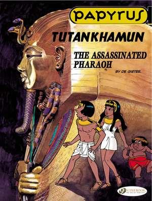 Papyrus Vol.3: Tutankhamun