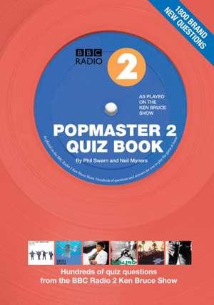 BBC Radio 2 Popmaster Quiz Book 2: 1700 Brand New Quiz Questions