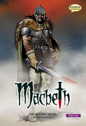 Macbeth the Graphic Novel imagine