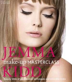 Make-Up Masterclass: Makeup de Jemma Kidd
