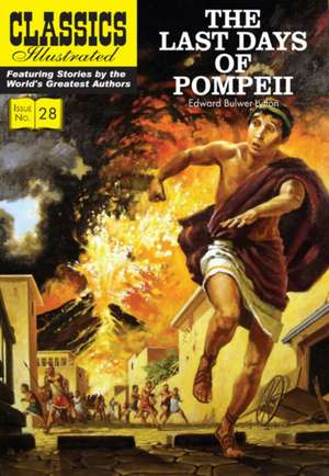 The Last Days of Pompeii de Sir Edward Bulwer-Lytton