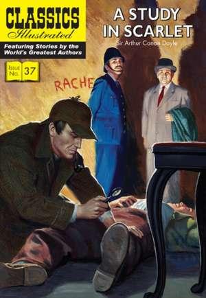 A Study in Scarlet de Sir Arthur Conan Doyle