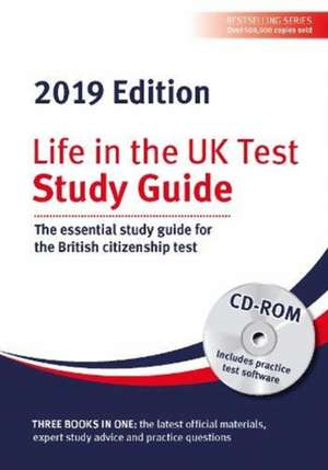 Life in the UK Test: Study Guide & CD ROM 2019