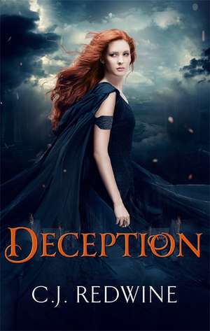 Deception de C. J. Redwine