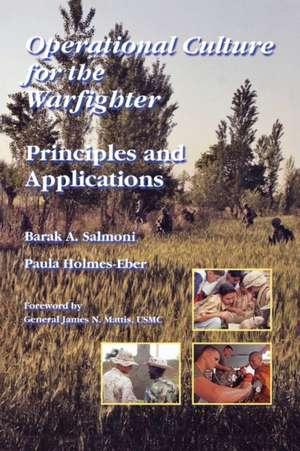 Operational Culture for the Warfighter de Barak A. Salmoni