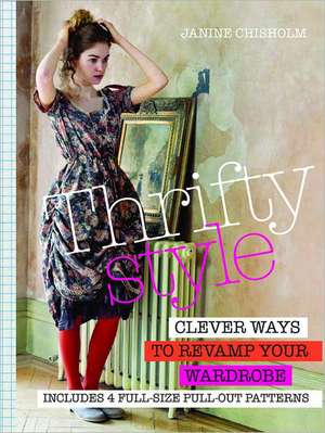 Thrifty Style de Janine Chisholm