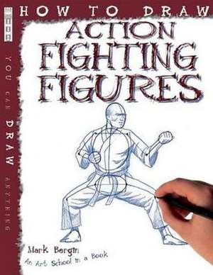 How to Draw Action Fighting Figures