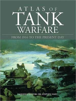 Atlas of Tank Warfare