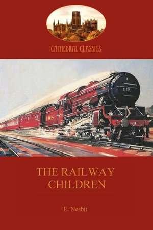 The Railway Children (Aziloth Books) de Edith Nesbit