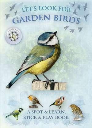 Let's Look for Garden Birds imagine