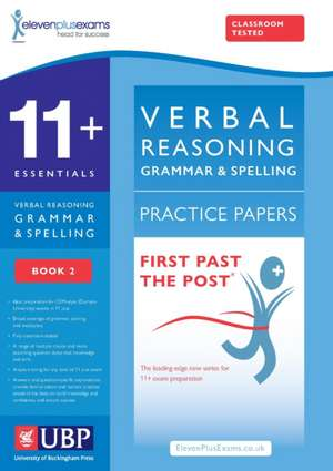 11+ Verbal Reasoning Grammar & Spelling for Cem, (Multiple Choice Practice Tests Included)