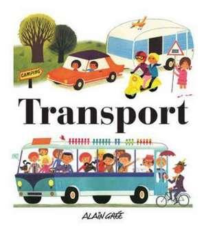 Gree, A: Transport de Alain Gree
