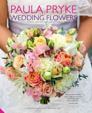 Weddings Flowers de Paula Pryke