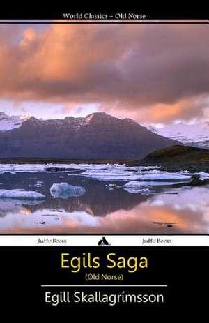 Egils Saga (Old Norse)