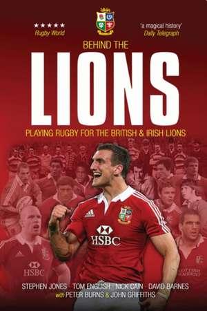 Behind The Lions de Stephen Jones