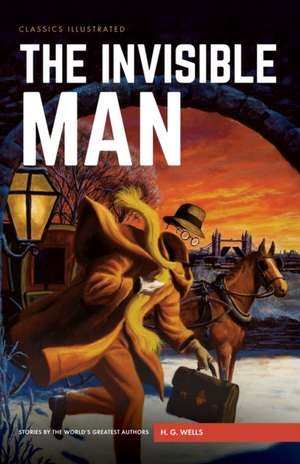 The Invisible Man de Herbert George Wells