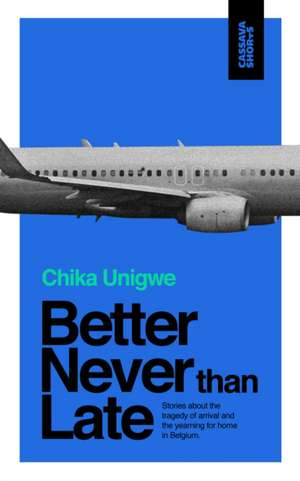 Better Never Than Late de Chika Unigwe
