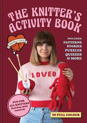 The Knitter's Activity Book imagine