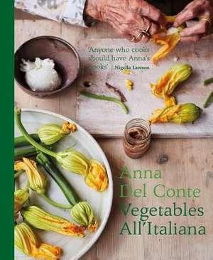 Vegetables all'Italiana de Anna Del Conte
