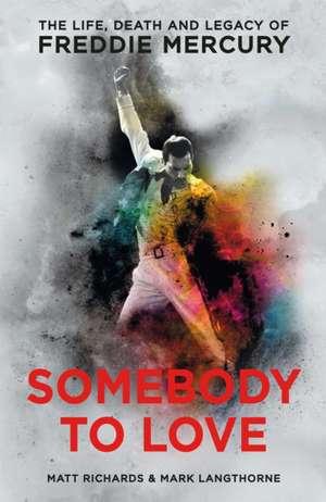 Somebody to Love de Matt Richards