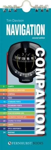 Navigation Companion Second edition de Tim Davison