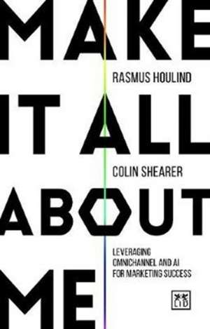 Make It all About Me de Rasmus Houlind