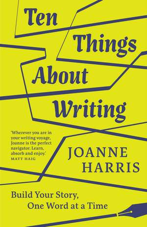 Ten Things About Writing imagine