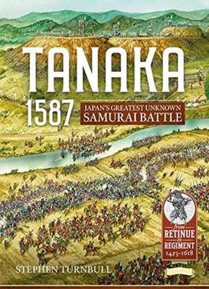 Tanaka 1587 de Stephen Turnbull