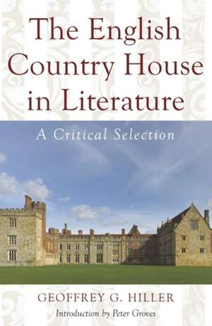 English Country House in Literature imagine