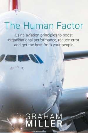 The Human Factor de Graham Miller