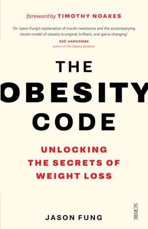 The Obesity Code de Dr Jason Fung