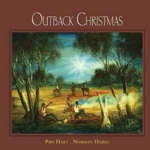 Outback Christmas de Pro Hart