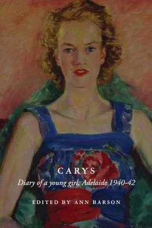 Carys de Ann Barson