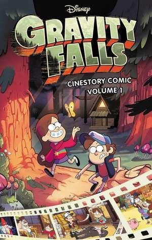 Disney's Gravity Falls Cinestory Volume 1