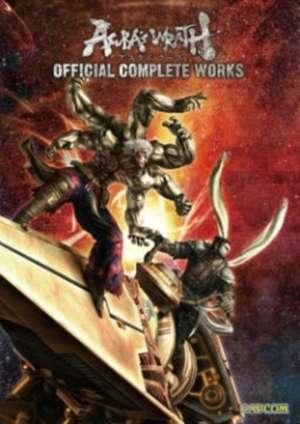 Asura's Wrath: Official Complete Works de Capcom