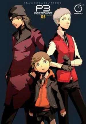 Persona 3 Volume 5 de Atlus