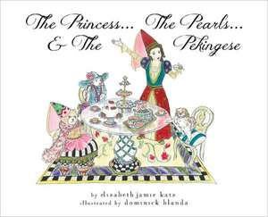 The Princess...The Pearls...and The Pekingese