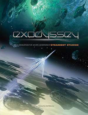 Exodyssey de Steambot Studios