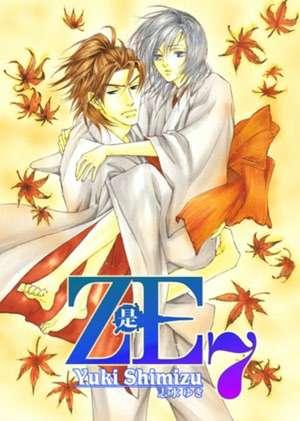 Ze Volume 7 (Yaoi) de Yuki Shimizu