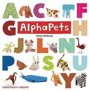 AlphaPets de Shiho Ishikawa