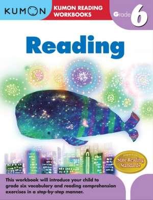 Reading Grade 6 de  Kumon Publishing