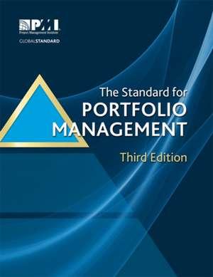 The Standard for Portfolio Management de Project Management Institute