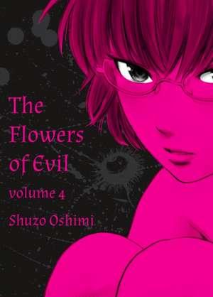 Flowers Of Evil, Vol. 4 de Shuzo Oshimi
